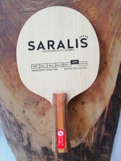 saralis table tennis blades